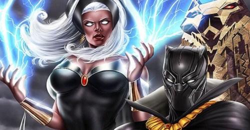 [Αφιέρωμα] Black Panther • Μαύρος Πάνθηρας 133ad910