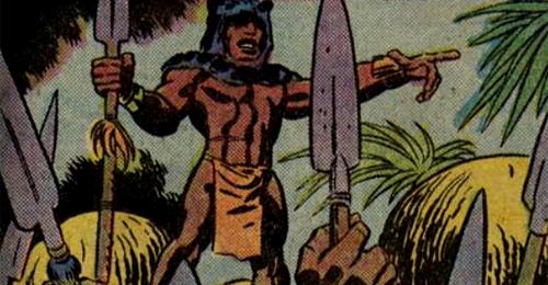 [Αφιέρωμα] Black Panther • Μαύρος Πάνθηρας Bashen10