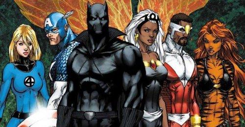 [Αφιέρωμα] Black Panther • Μαύρος Πάνθηρας Captai10