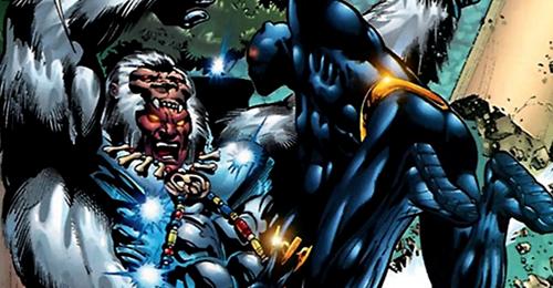 [Αφιέρωμα] Black Panther • Μαύρος Πάνθηρας Homem-11