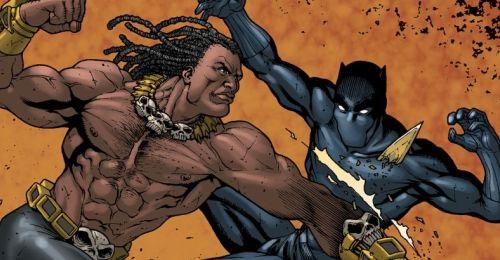 [Αφιέρωμα] Black Panther • Μαύρος Πάνθηρας Rotato10