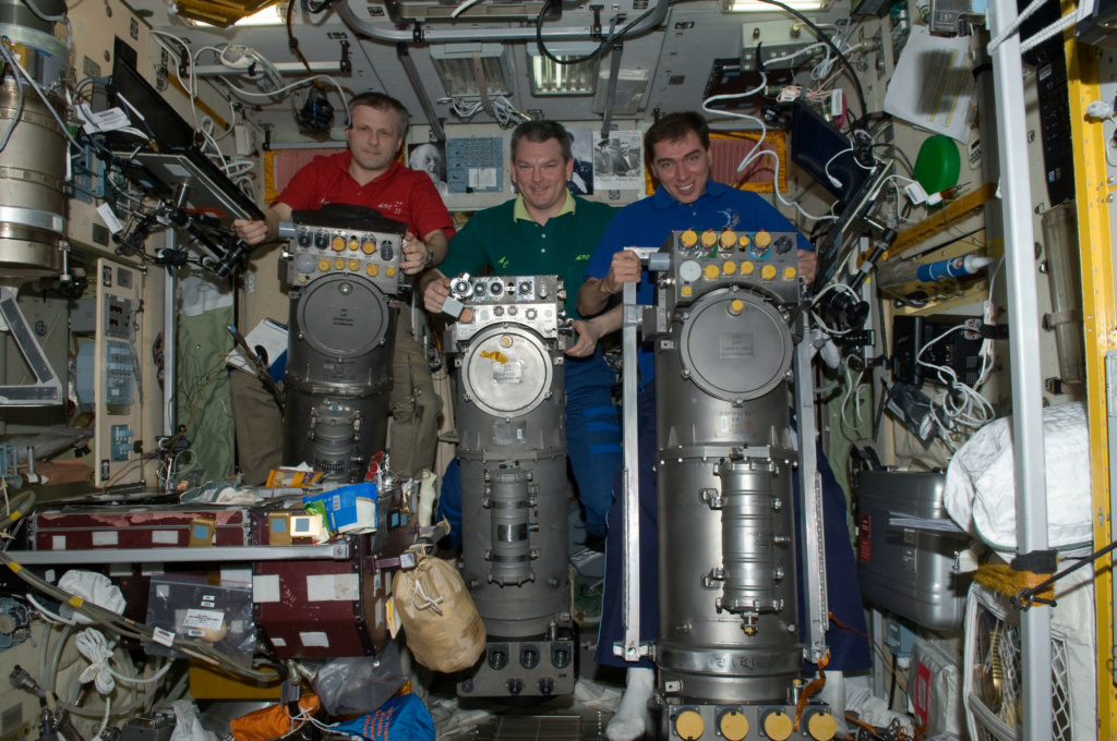 Une fuite d'air dans l'ISS - Page 6 94965310