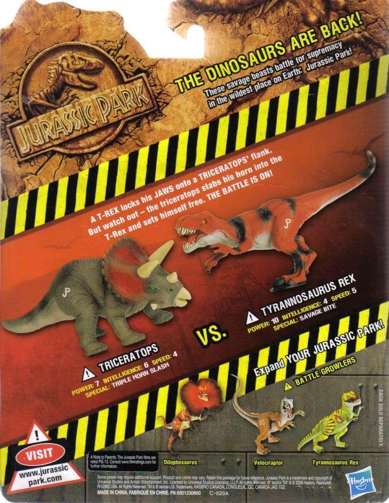 Jurassic Park Hasbro Ju10