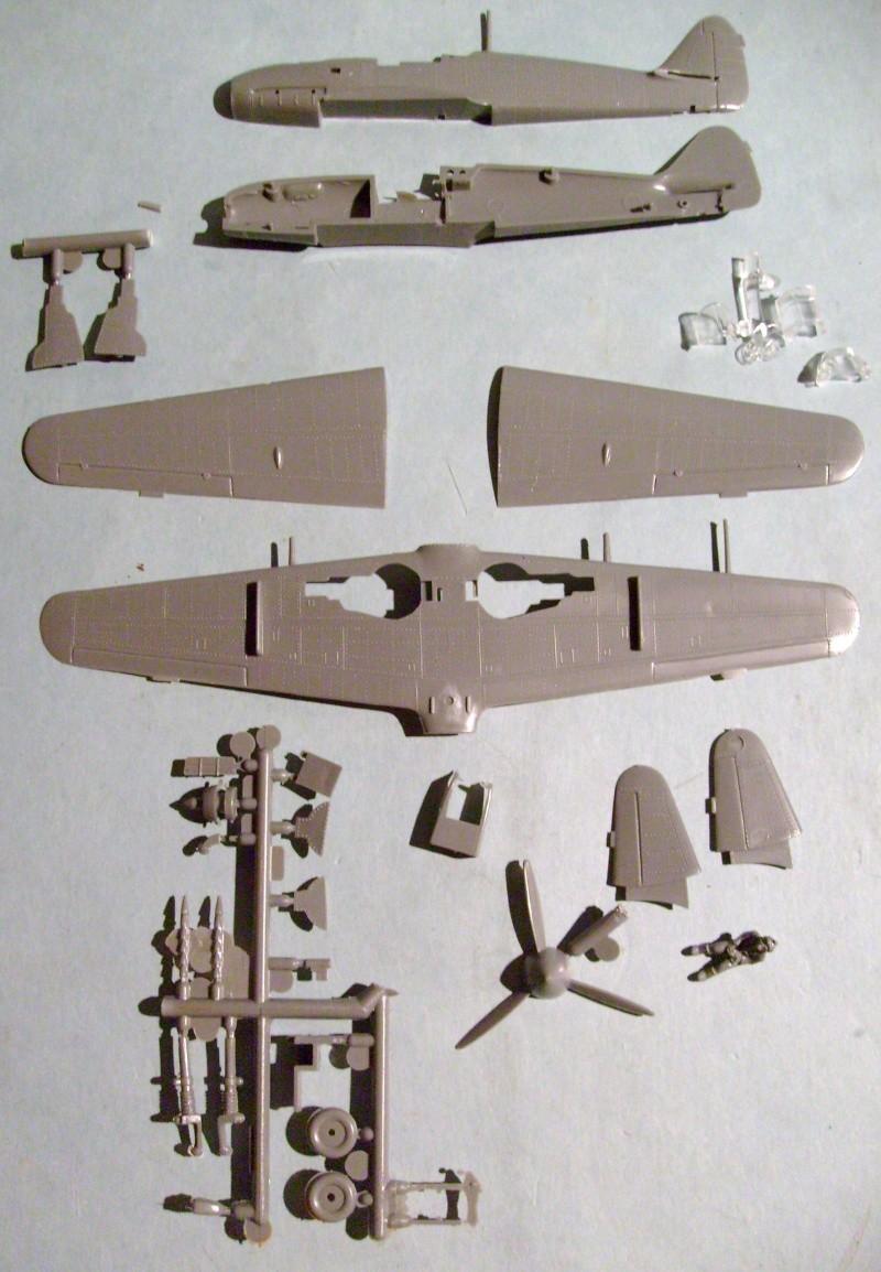 """Multi-présentation REVELL KAWASAKI Ki 61  HIEN """"TONY"""" 1/72ème Réf H621  /  NAKAJIMA Ki 43 HAYABUSA 1/72ème Réf H641 / NAKAJIMA Ki 84 1a HAYATE 1/72ème Réf H637 S7307349"""