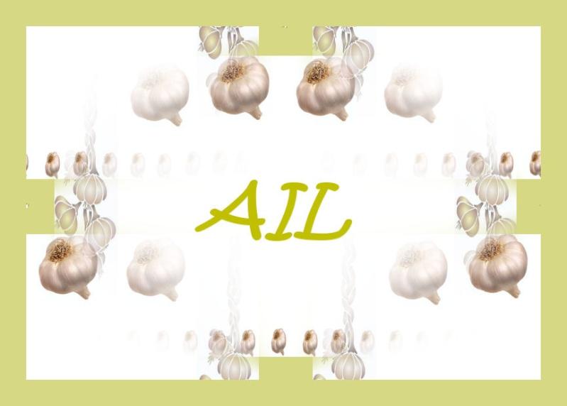 Voici des étiquette de cuisine à imprimer Incha'ALLAH Ail10