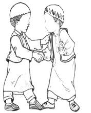 Des dessins pour vos enfants incha'ALLAH Broede10