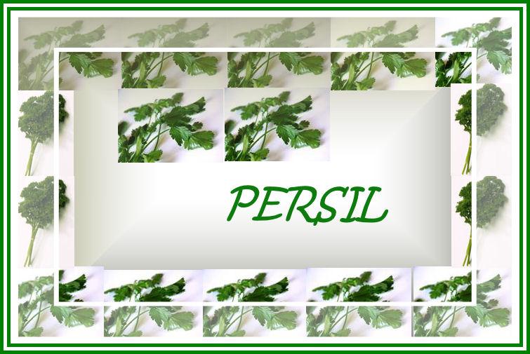 Voici des étiquette de cuisine à imprimer Incha'ALLAH Persil10