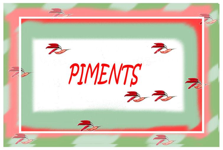 Voici des étiquette de cuisine à imprimer Incha'ALLAH Piment10