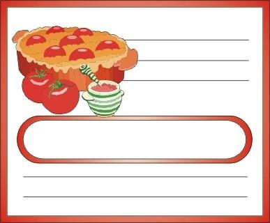 Voici des étiquettes de cuisine à personnaliser incha'ALLAH Tomate11