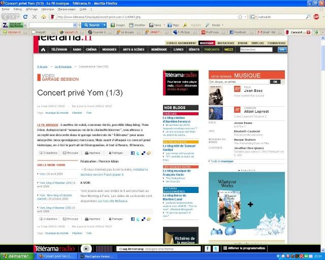 Klezmer King ( Yom ) Yom10