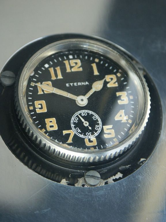 Montre de gousset réveil circa 1910 Horlog11
