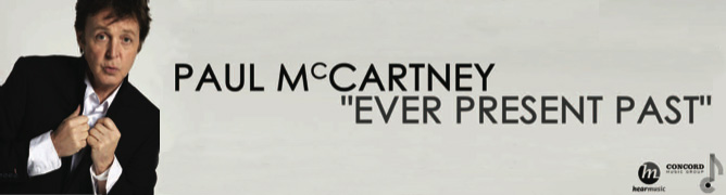 "Paul McCartney - ""Memory Almost Full"" Everpr10"