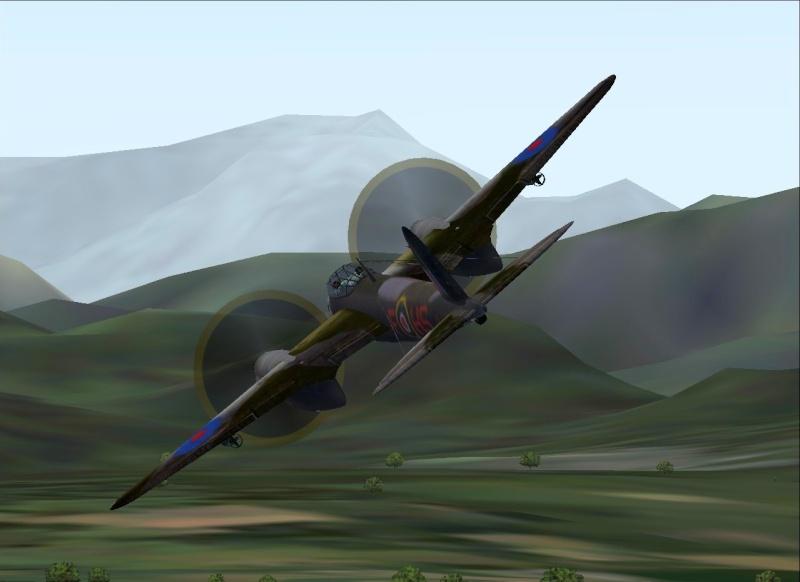 La merveille en Bois (DH Mosquito) Mossie13