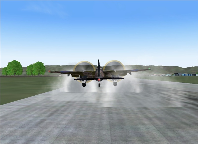 La merveille en Bois (DH Mosquito) Mossie17