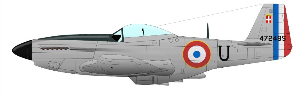 North American F-6 Mustang P-511-10