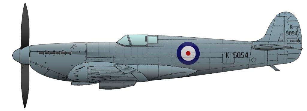 Supermarine Spitfire Spitfi12