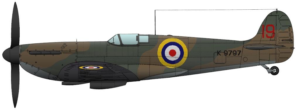 Supermarine Spitfire Spitfi13