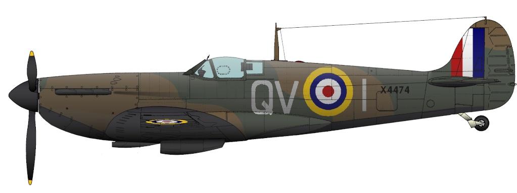 Supermarine Spitfire Spitfi14
