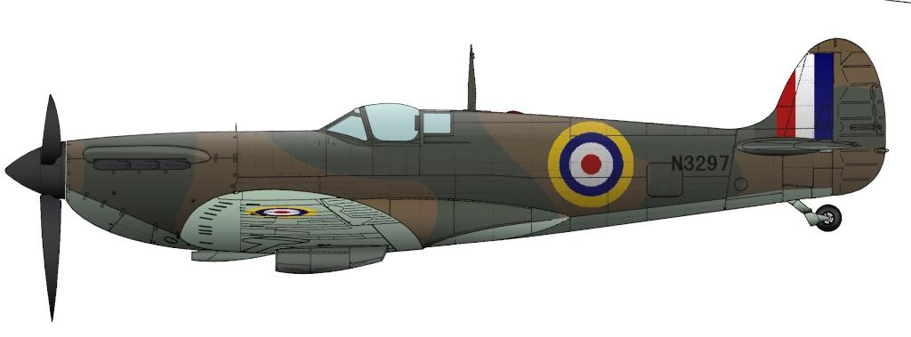 Supermarine Spitfire Spitfi16