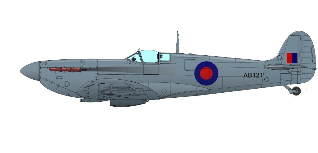 Supermarine Spitfire Spitfi17