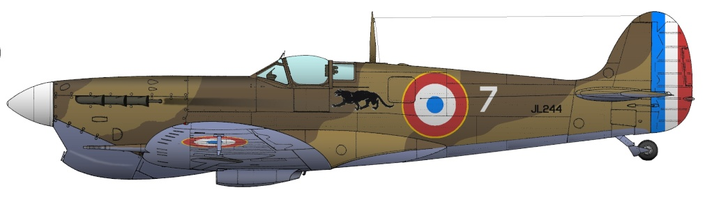Supermarine Spitfire Spitfi18