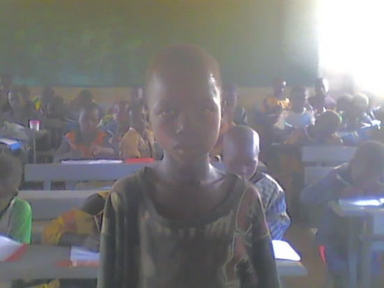 Mon filleul Burkinabe Mahama10