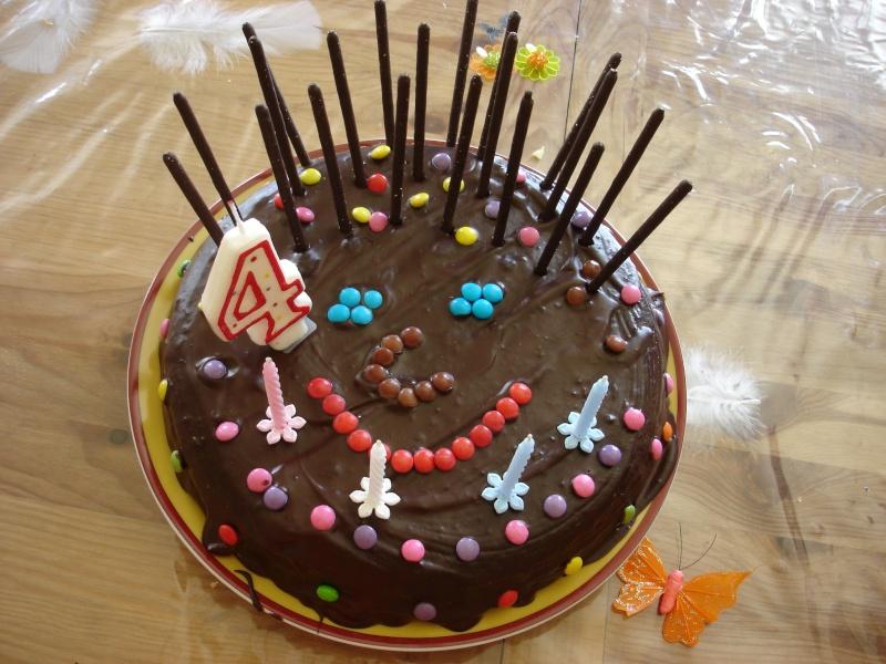 Vos recettes/ trucs pour gâteaux d'anniversaire? Famill10
