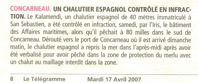 LE PORT DE CONCARNEAU - Volume 002 - Page 3 Kalame10