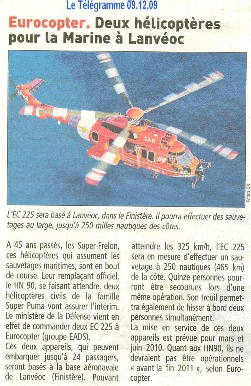 [Aéronavale divers] SUPER FRELON - Page 8 Lanveo10