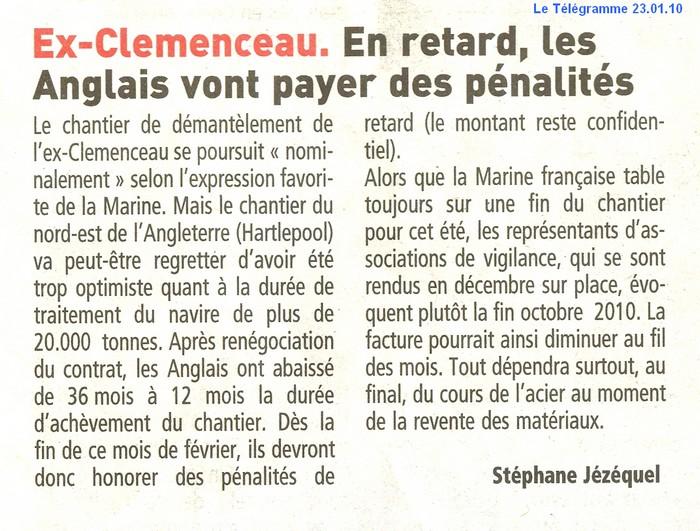 Démantèlement du Clemenceau et Colbert... - Page 15 Numari15