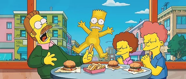 THE SIMPSONS MOVIE - 2007 - Simpso12