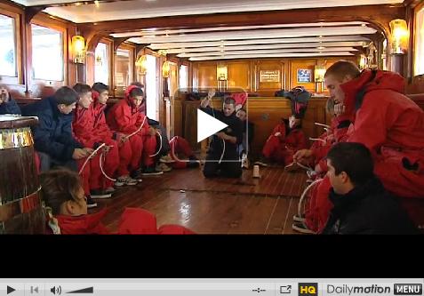 L'Ecole des Mousses embarque ! Video10
