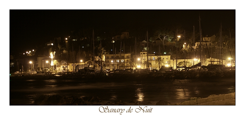 Sanary de nuit Dsc00311