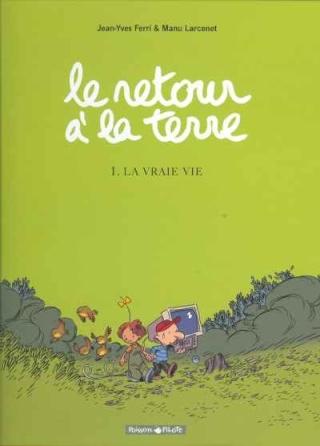 Série Le retour à la terre par Larcenet et Ferri Retour10