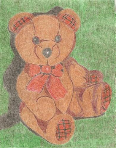 ours en peluche au cc Numeri11