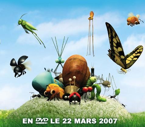 MINUSCULE - 2006 - La Série - Dvdmin10