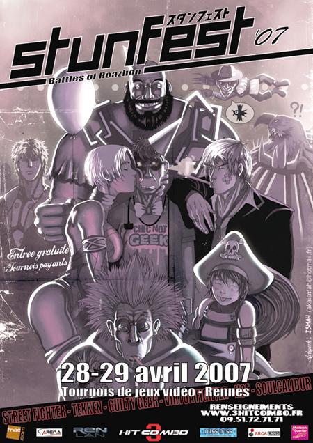 Stunfest '07 (28-29/04/2007 - Rennes [France]) Stunfe10