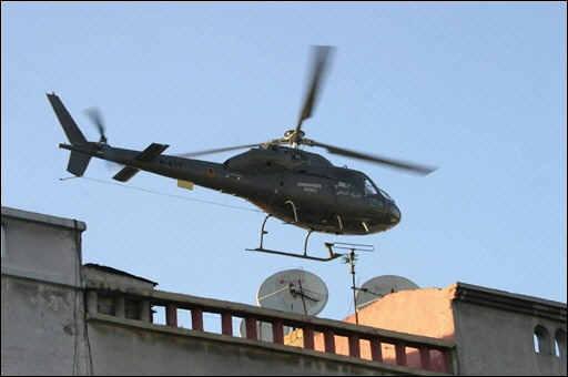 Groupement de Sécurité et d'Intervention de la Gendarmerie Royale ( GIGR - GSIGR ) 07041110