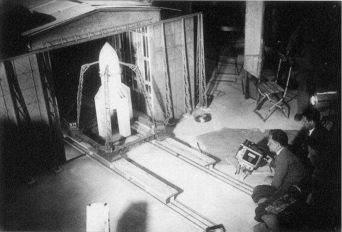 """Film """"La femme dans la Lune"""" de F Lang Untitl39"""