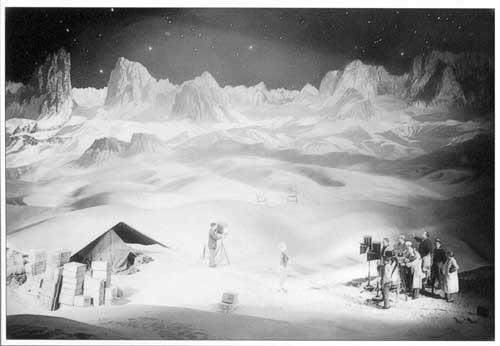 """Film """"La femme dans la Lune"""" de F Lang Untitl49"""