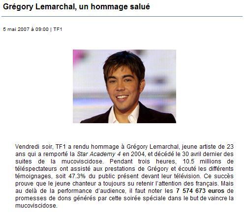 Gregory Lemarchal - lauréat star ac 4, trop tot disparu Fc6ff810