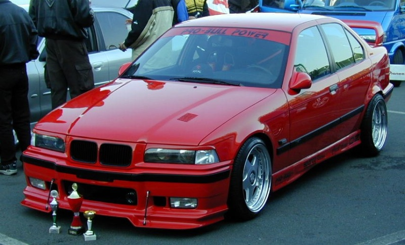 Les Plus belles BMW E36 ,les plus insolites Tuning10