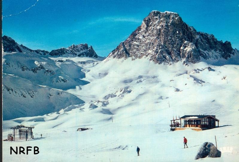 Histoire du domaine skiable de Tignes Gratta10
