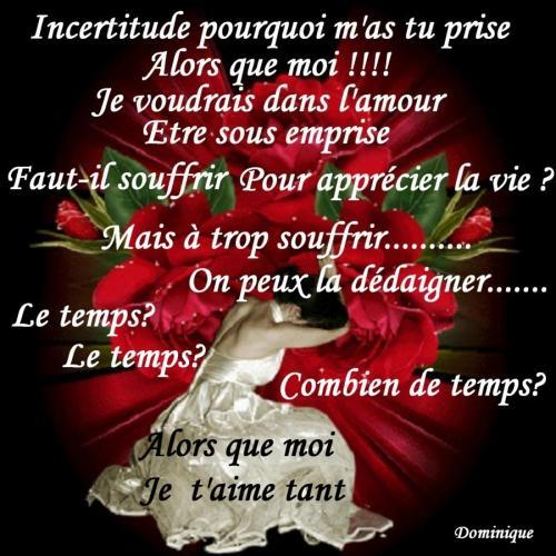 L'AMOUR TOUJOURS L'AMOUR....... 70038010