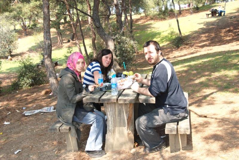 ctesi kçekmece ve sonra pazar günü ada piknik sefası Piknik10