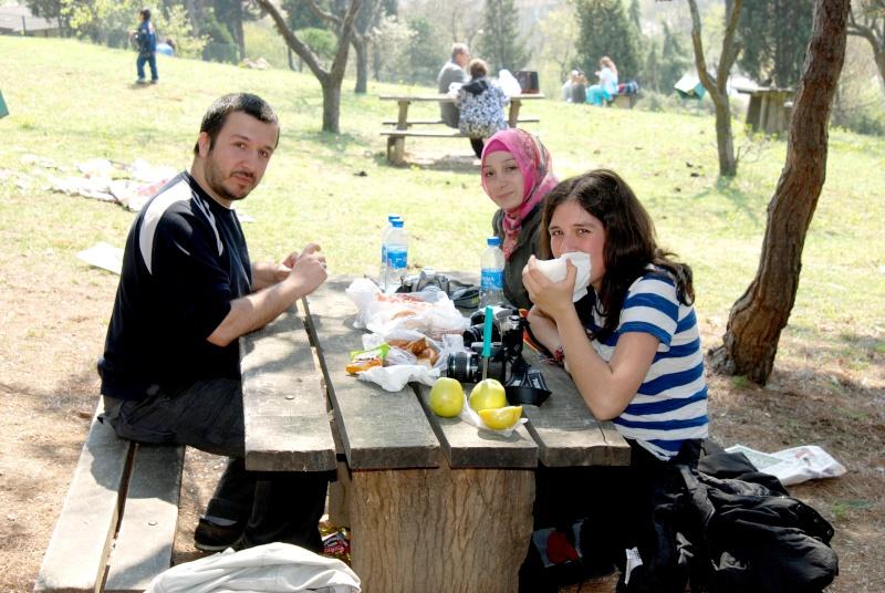 ctesi kçekmece ve sonra pazar günü ada piknik sefası Piknik12