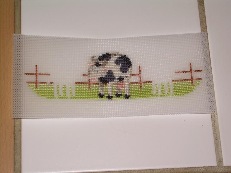 """Le marque page """"vaches"""" de Titia67 Marque10"""