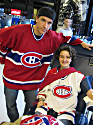 24th Canadiens Blood Collection Cbc-hu10