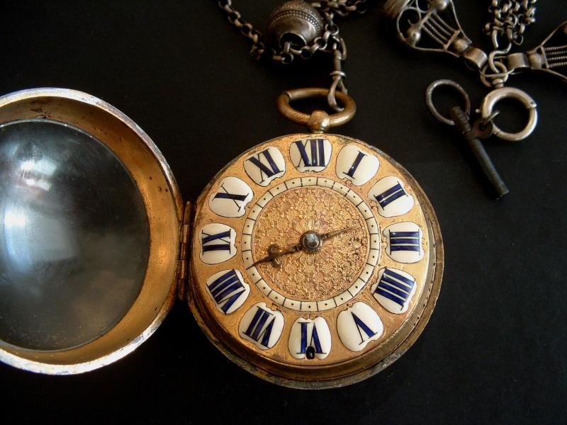 Les plus belles montres de gousset des membres du forum Thuret10