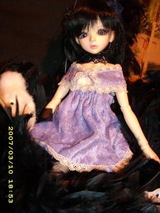 [latidoll cara]Lana,fidele petite vampire p.12! - Page 9 Plume_21